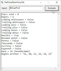 html input pattern hexadecimal resolved isnumeric similar for decimals help vbforums