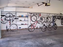 bike racks for garage home design by larizza