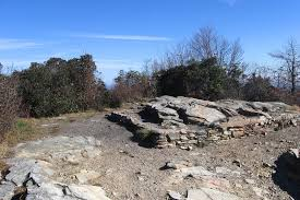 table rock hiking trail linville gorge tablerock mountain 11 5 12 dwhike