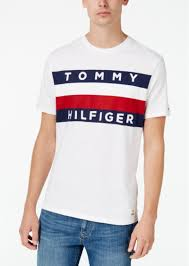 Flag T Shirt Tommy Hilfiger Tommy Hilfiger Men U0027s Upstate Logo Flag T Shirt T