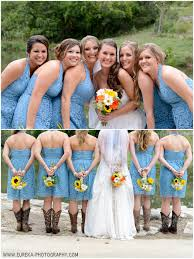 yellow bridesmaid dresses with cowgirl boots u2013 dress ideas