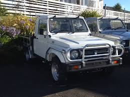 suzuki samurai truck big truck antidote suzuki sj farm worker u2013 the little trucklette