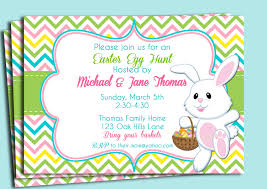 easter brunch invitations easter chevron invitation printable or printed with free