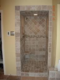 ideas wondrous ceramic showers pictures travertine tile shower