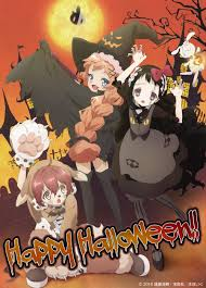 halloween anime pics magical raising project tv animation mahou shoujo ikusei