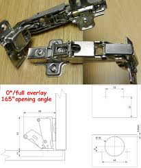 soft close kitchen cabinet door hinge hydraulic slow shut clip on