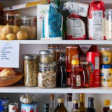 how to store food in a cupboard your pantry the smart way the new york times