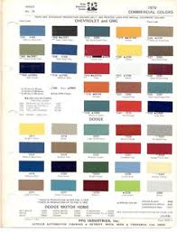 1969 chevrolet colors chevy truck colors by iris chips codes