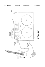 patent us5789689 tube modeling programmable digital guitar