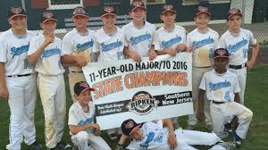 local youth baseball teams continue to advance cbs philly
