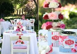 tea party tables party tables tables tea party table setup