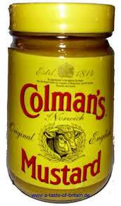 colman s mustard colman s mustard 100g a taste of britain