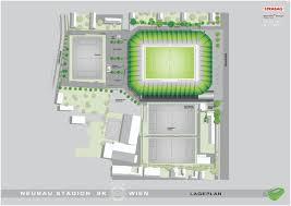 Stadium Floor Plan by Rapid Vienna U0027s New Stadium Master Plan Stadium Pinterest