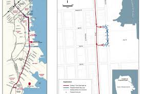 Muni San Francisco Map by New Muni Project Rankles Dogpatch Neighbors Curbed Sf