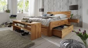 Schlafzimmer Komplett In Buche Komplett Schlafzimmer Aus Kernbuche Zarbo Betten De