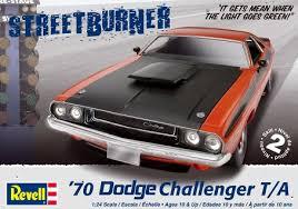 2014 dodge challenger models revell 1970 dodge challenger model kit