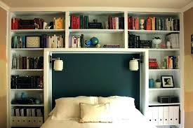 solid wood bookcase headboard queen bookcase headboard full size storage bed with bookcase headboard
