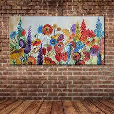 compare prices on spring flower oil painting online shopping buy