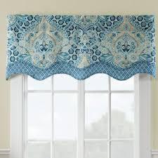 Turquoise Valances For Windows Inspiration Waverly Valances U0026 Kitchen Curtains You U0027ll Love Wayfair