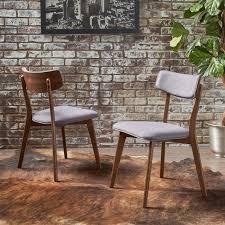 george oliver putnam upholstered dining chair u0026 reviews wayfair