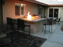 kitchen table island combination fire table island combo desert bbq island of las vegas