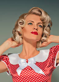 we had so much fun at our 50s hair and makeup cl on saay i can