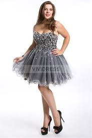 silver plus size bridesmaid dresses gown mini sweetheart sleeveless lace up chiffon plus