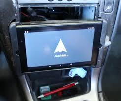 subaru baja 2013 turn your android tablet into a car head unit subaru baja
