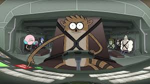 regular show review u0027regular show the movie u0027 animation world network