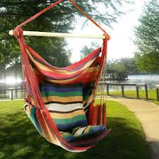 Cocoon Hammock Camping Hammock Swing Chair Hanging Chair Portable Porch Seat For