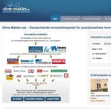 Immobilien Net Wohnungssuche Ohne Makler Die Besten Online Portale Im Test Welt