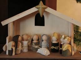 the reason for the season nativity ideas