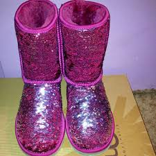 ugg glitter boots sale 45 ugg shoes sale pink sparkle uggs color from
