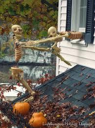 Outdoor Halloween Decorations Diy Halloween Outdoor Decorations Pinterest Diy Outdoor Halloween