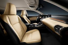 lexus nx 200t interior 2015 lexus nx 200t revealed at beijing auto show automobile magazine