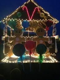 christmas light parade floats gingerbread house float christmas float ideas pinterest