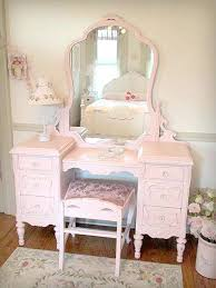 vanities shabby chic vanity table set white shabby chic dressing