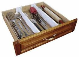 Instructions For Drawers  Kitchen Cabinet Organization - Kitchen cabinet drawer dividers