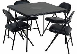 5 Piece Folding Table And Chair Set Stunning Folding Card Table And Chairs Amazon 5 Piece Folding Card