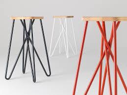 hocker design wrinkle tangle und cloud möbeldesign clark bardsley design