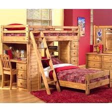 Bunk Bed With Dresser Bedroom Loft Bed Bunk Bed Bunk Beds San Antonio Tx Rustic