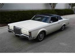 Lincoln Continental Price 1971 Lincoln Continental For Sale On Classiccars Com 6 Available
