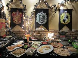 halloween party menu party food table ideas