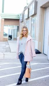 how to wear a pink coat for fall something about that