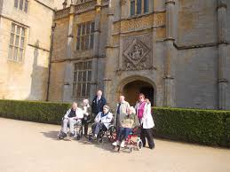 visit to montacute house