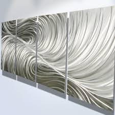 innovative metal wall art abstract decor contemporary modern