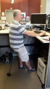 leaning stool for standing desk leaning stool human kickstand wobble chair