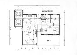 plan de maison gratuit 4 chambres plans de maisons modernes en afrique con plan maison 120m2 4