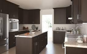 Cypress Kitchen Cabinets by Kitchen Dark Chocolate Kitchen Cabinets On Kitchen Throughout Dark