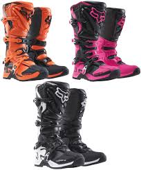 fox boots motocross fox racing youth comp 5 dirt bike boots mx atv off road 2018 ebay